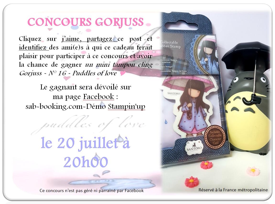 Concours Gorjuss – Juillet 2020