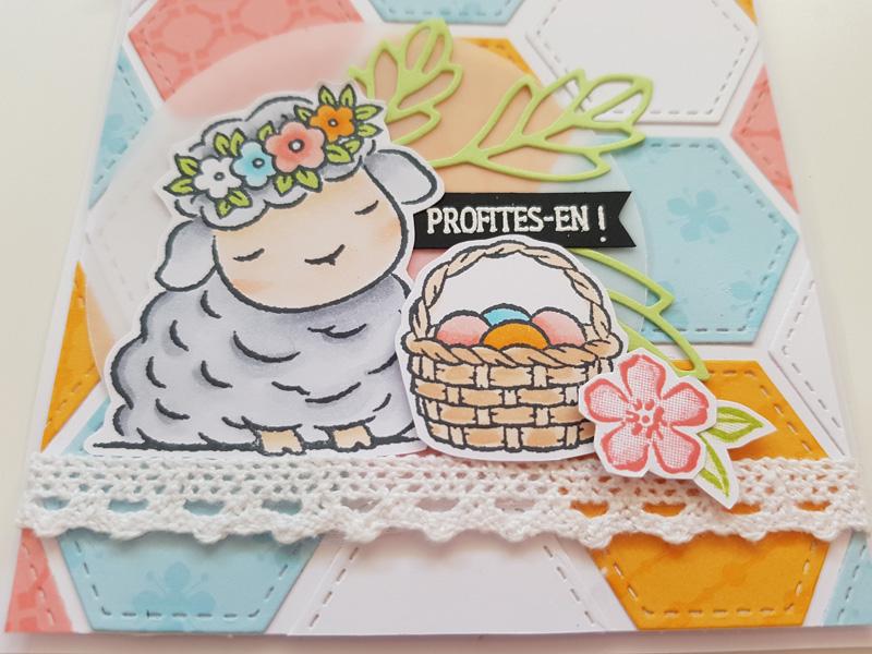 Un agneau pour Pâques