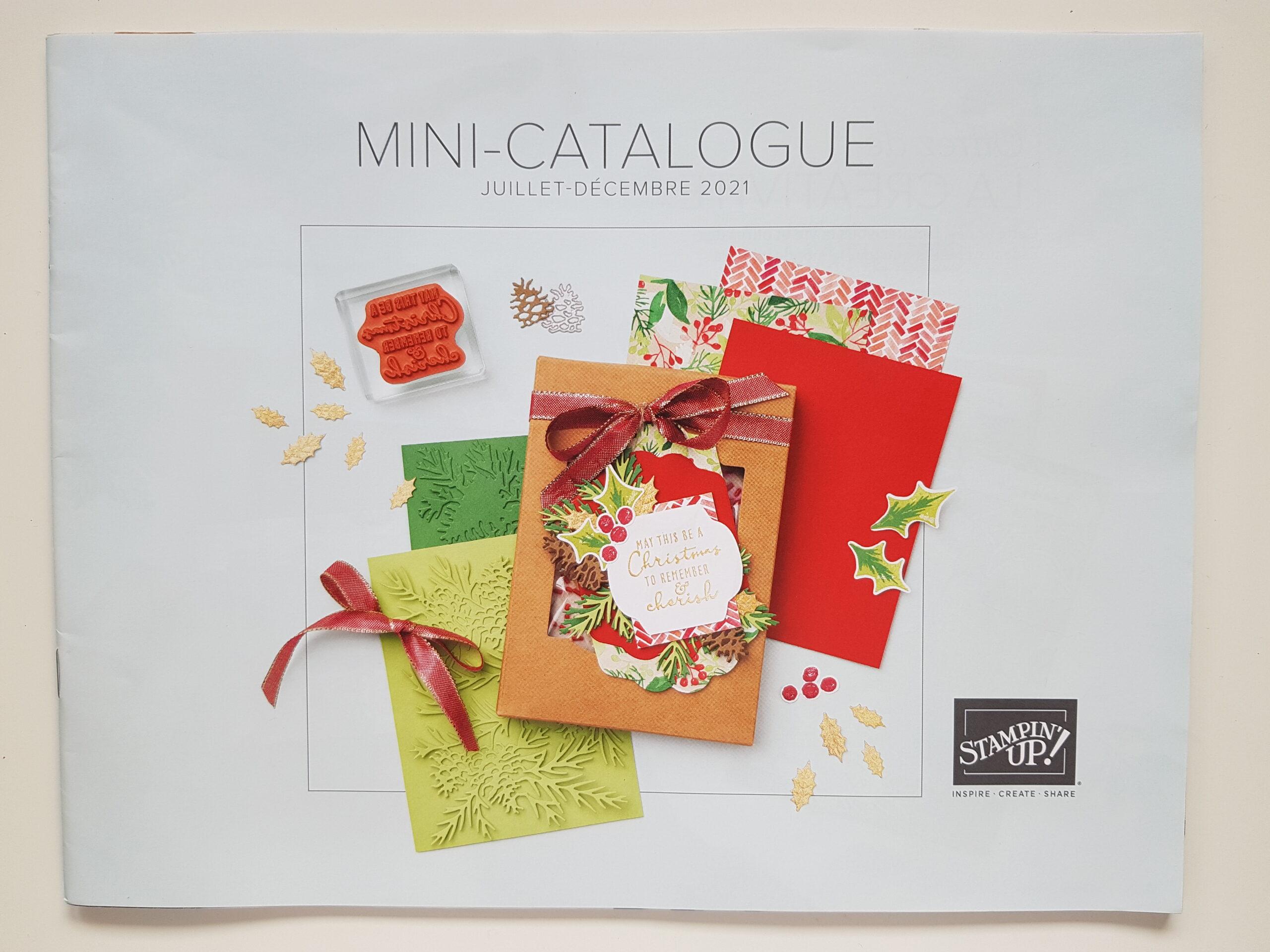 Jouons avec le nouveau catalogue des fêtes !