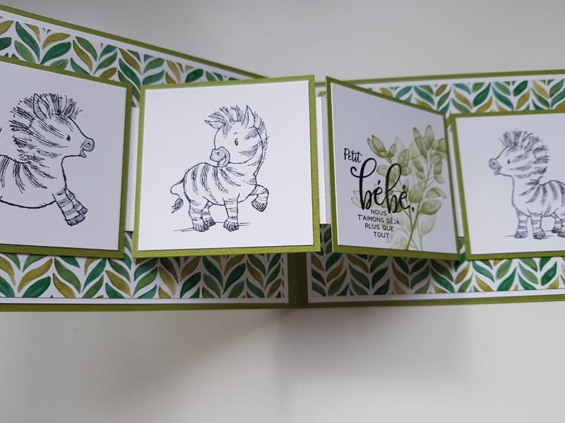Tutoriel : Carte accordéon