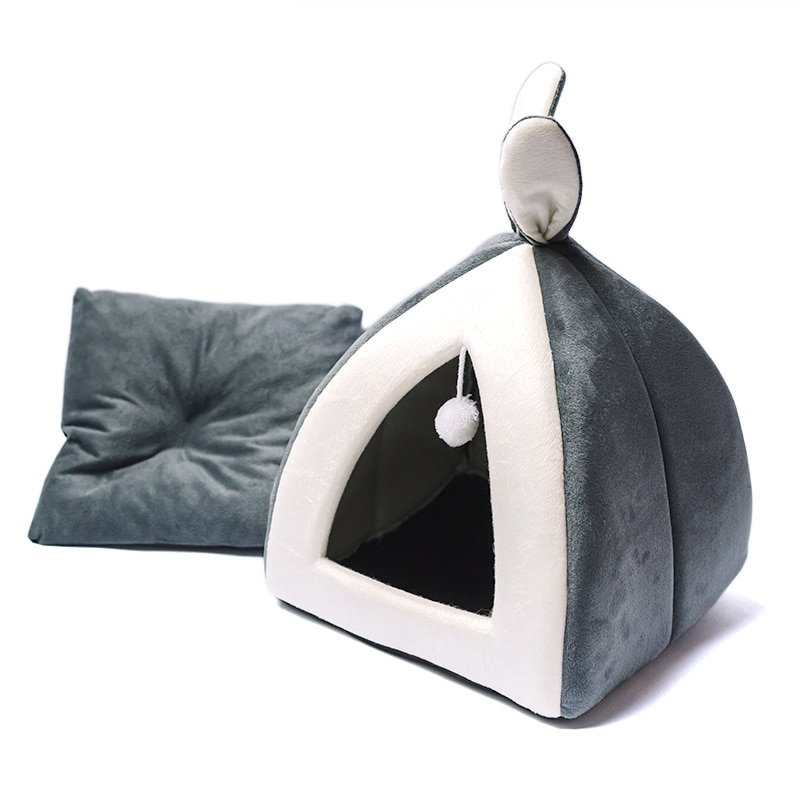 Cat House Bed