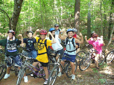 East Smart, Move More at Jackrabbit Trail - Hayesville, NC