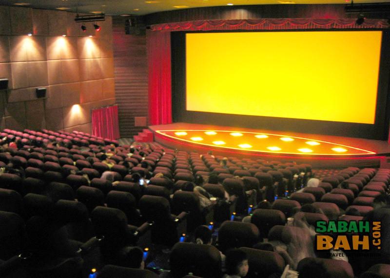 Growball Cinemax Centre Point, Kota Kinabalu - SabahBah com