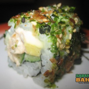 Maki Roll at Hana Japanese Restaurant