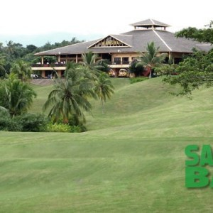 Shan-Shui Golf Club in Tawau