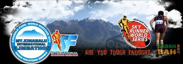 Mt. Kinabalu International Climbathon Splash Graphic - Climbathon.my