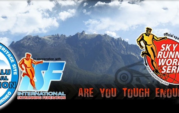 Mt. Kinabalu International Climbathon Splash Graphic - Climbathon.my