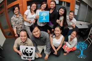 Boleh Bah FIlem Kita - A workshop in conjunction with the Borneo Eco FIlm Festival 2013