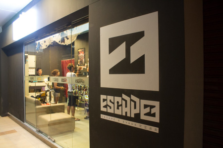Escapee - Escape Room Game in Sabah, Borneo