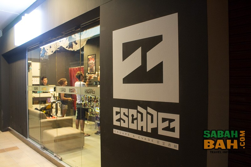 Escapee brings escape rooms to kota kinabalu for Diy escape room