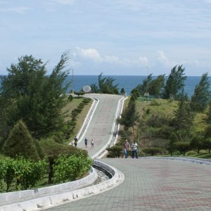 The Tip of Borneo near Kudat, Sabah.