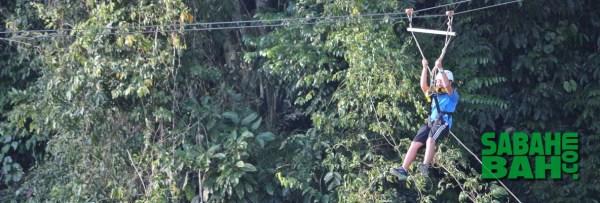 Book Zip Borneo's Flying Fox and Other Activities