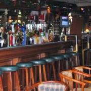 Shamrock Irish Pub in KK Waterfront, Kota Kinabalu, Sabah