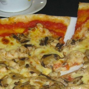 Little Italy Pizza & Pasta Corner in Kota Kinabalu, Sabah