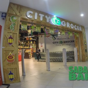 City Grocer Supermarket in Suria Sabah, Kota Kinabalu