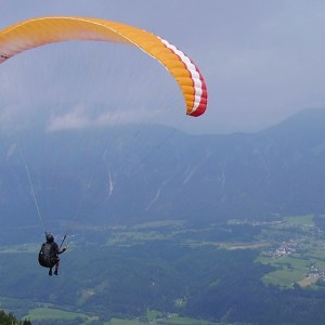 Join us for Tandem Paragliding in Ranau, Sabah