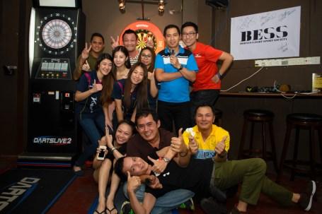 Team KMA paid a surprise visit to BESS during Super League Finale.