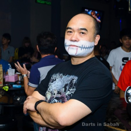 Hello Bar Halloween Darts Tournament. 29th October, 2015.