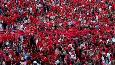 Photo of И снова «красные»
