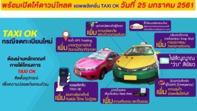 Photo of Новое приложение «Такси ОК» готовится к запуску в январе