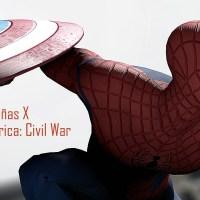 Reseñas X ^ Capitán América: Civil War.