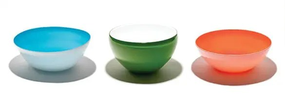 Handblown Glass Bowls