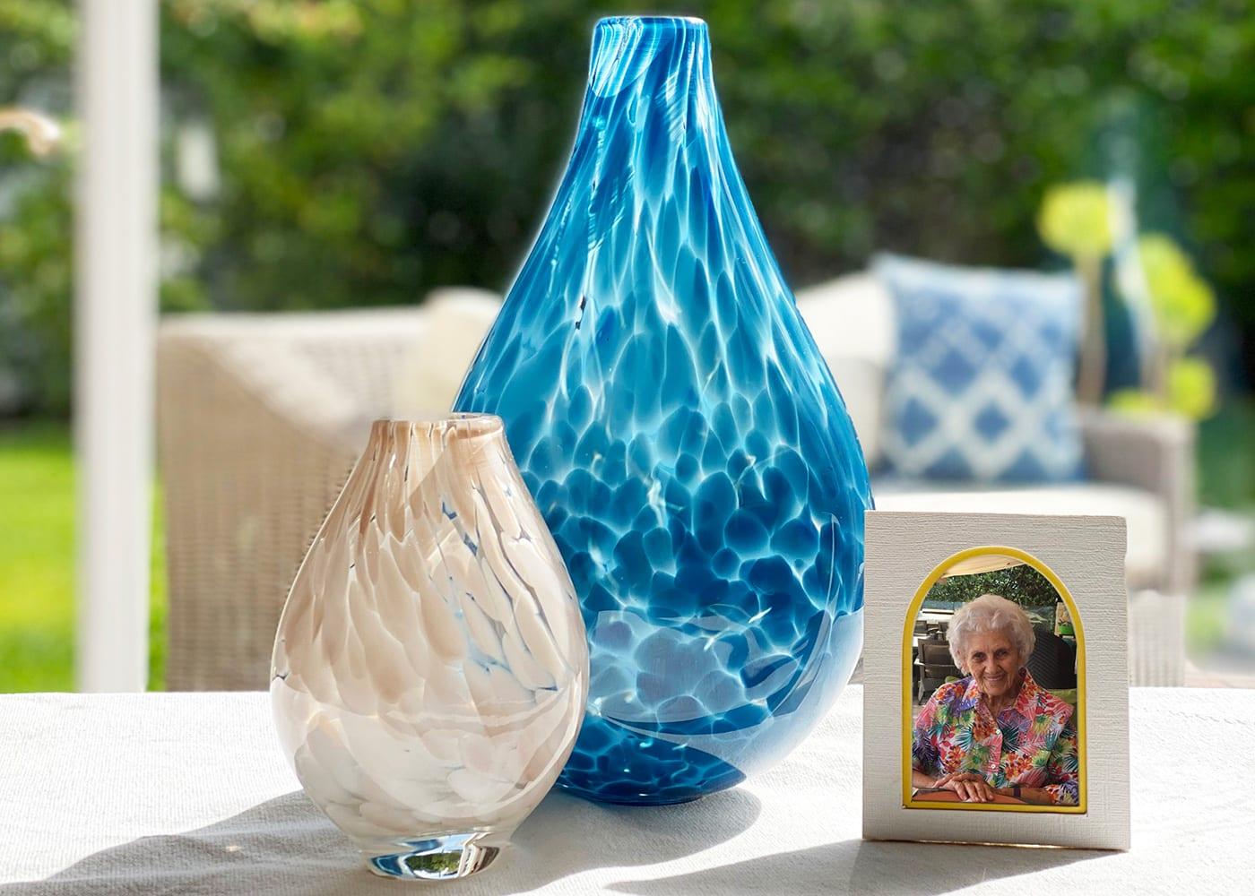 Betty Lamp Cheryl Saban Glassware