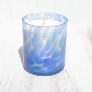 Marine Blue Candle