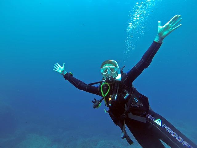 Scuba Diving i Australien