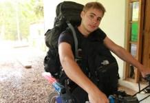Michael Hansen, volontør Honduras Sabbatår.dk