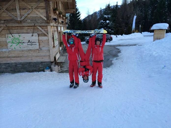 Skiinstruktør Østrig Sabbatår 2014