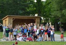 Camp Spring Creek i North Carolina