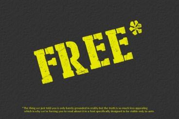Free (asterisk)