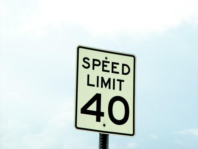 SpeedLimitSign