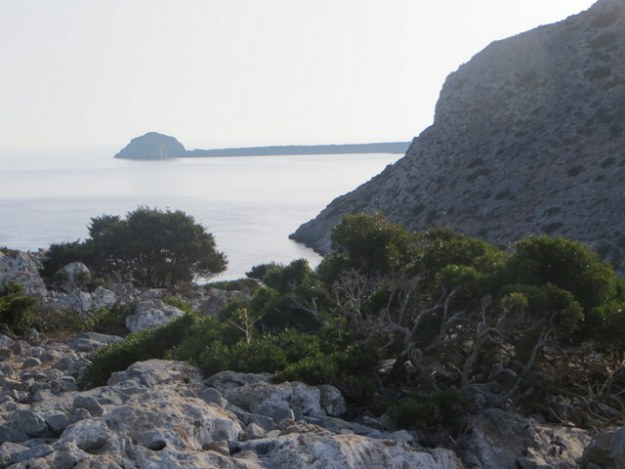 View from Levitha Island