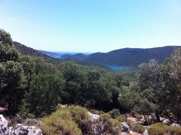 Lycian Trail, Kekova