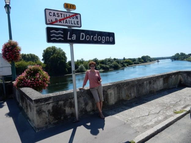 Bridge over the River Dordogne
