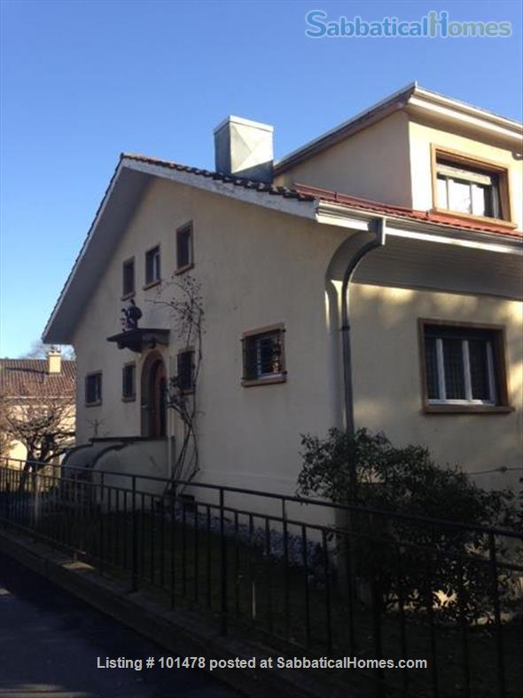 Lausanne Switzerland House For Rent