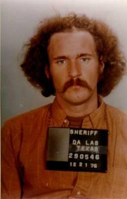 Adams quando foi preso.
