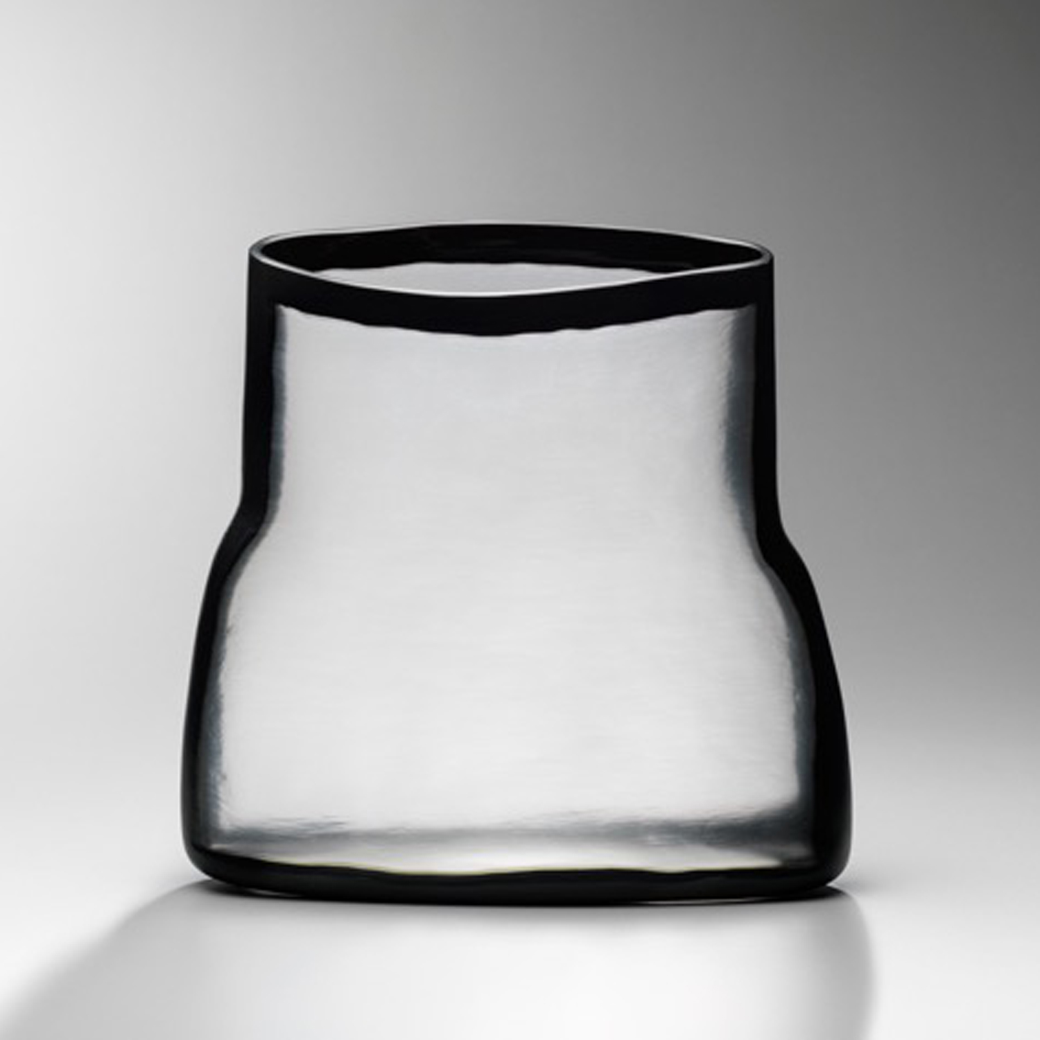 Tim Edwards transitioned from ceramics to glass & his glass vessels ...