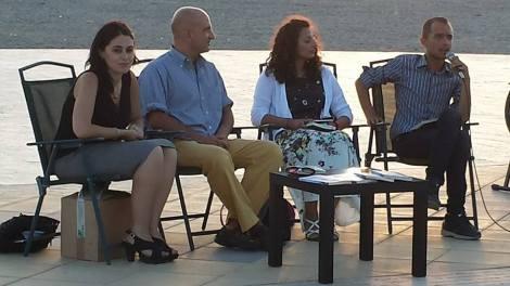 Lamezia 25/07/14 E.Ruperto, A.Russo, S.Garofalo, S.D'Elia  Marchiati 