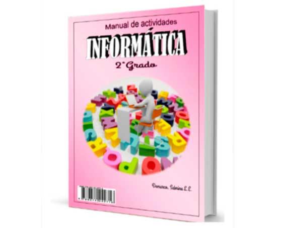 libro de informatica 2do grado