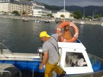 Pesca en Celeiro