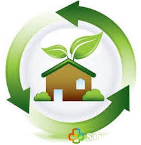 Casa reciclaje
