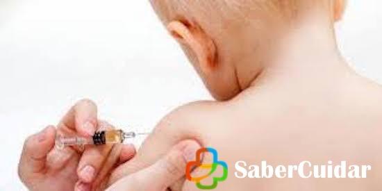 Vacuna para la varicela a niño
