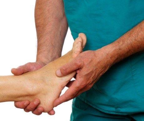 como aliviar dolor calcaneo