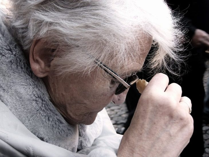 sintomas demencia senil