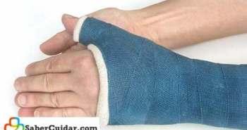 tratamiento medico escafoide fractura