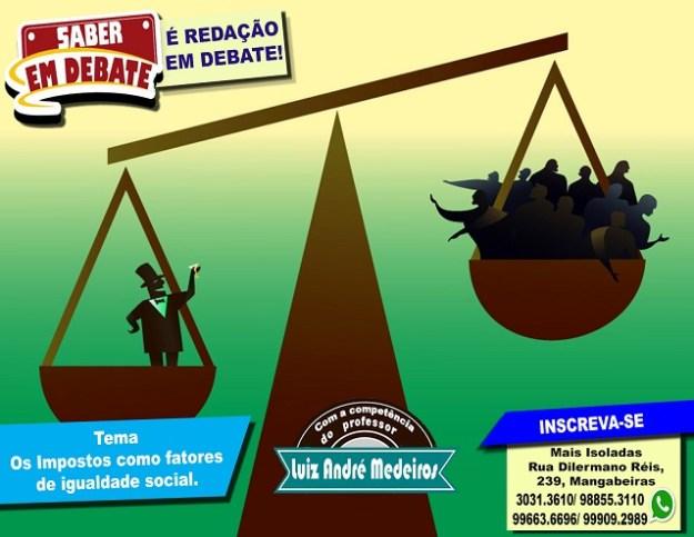 Os impostos como fatores de igualdade social André