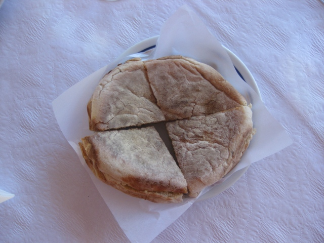 Pão da Madeira: Bolo do caco (1/2)